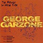 GEORGE GARZONE Fringe in New York album cover