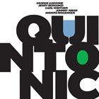 GEORGE GARZONE Quintonic album cover