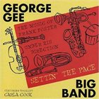 GEORGE GEE Settin' the Pace album cover