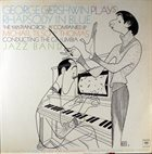GEORGE GERSHWIN Rhapsody in Blue (feat. conductor: Michael Tilson Thomas) Album Cover