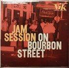 GEORGE GIRARD Dixieland Festival, Vol. 3: Jam Session on Bourbon Street album cover