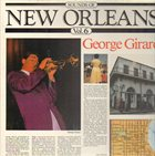 GEORGE GIRARD Sounds Of New Orleans Vol. 6 album cover