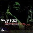 GEORGE GRUNTZ Coltrane's Vanguard Years (1961-1962) album cover