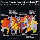 GEORGE GRUNTZ George Gruntz Concert Jazz Band '87 : Happening Now! album cover