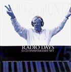 GEORGE GRUNTZ Radio Days album cover