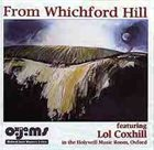 GEORGE HASLAM George Haslam, Richard Leigh Harris, Steve Kershaw featuring Lol Coxhill ‎: From Whichford Hill album cover