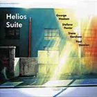 GEORGE HASLAM George Haslam, Stefano Pastor, Steve Kershaw, Paul Hession : Helios Suite album cover