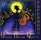 GEORGE HASLAM Papermoon album cover