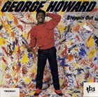 GEORGE HOWARD Steppin' Out album cover