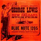 GEORGE LEWIS (CLARINET) George Lewis And His New Orleans Stompers (Volume 1) album cover