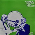 GEORGE LEWIS (CLARINET) George Lewis & Louis Nelson album cover