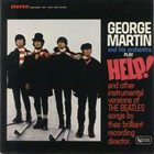 GEORGE MARTIN Help! album cover