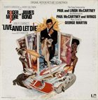 GEORGE MARTIN Live and Let Die album cover