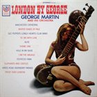 GEORGE MARTIN London by George album cover