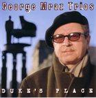 GEORGE MRAZ Duke's Place album cover