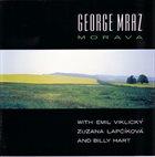 GEORGE MRAZ Morava album cover