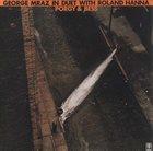 GEORGE MRAZ Porgy & Bess (with Roland Hanna) album cover