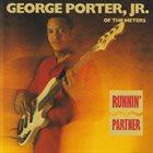 GEORGE PORTER JR. Runnin' Partner album cover