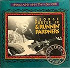 GEORGE PORTER JR. Things Ain't What They Used To Be--Live From New Orleans album cover
