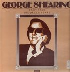 GEORGE SHEARING 1939-1948 The Decca Years album cover
