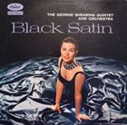 GEORGE SHEARING Black Satin album cover