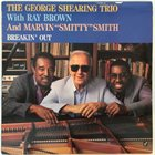 GEORGE SHEARING Breakin' Out album cover