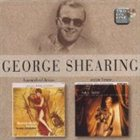 GEORGE SHEARING Burnished Brass / Satin Brass album cover