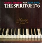 GEORGE SHEARING George Shearing And Hank Jones ‎: The Spirit Of 176 album cover