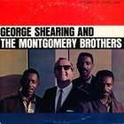 GEORGE SHEARING George Shearing And The Montgomery Brothers album cover