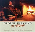 GEORGE SHEARING George Shearing at Home album cover