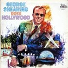 GEORGE SHEARING George Shearing Goes Hollywood album cover