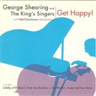 GEORGE SHEARING Get Happy! album cover