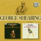 GEORGE SHEARING Here & Now! / New Look! album cover