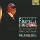 GEORGE SHEARING I Hear a Rhapsody album cover