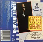 GEORGE SHEARING I'll Take Romance album cover