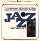 GEORGE SHEARING Jazz Moments album cover
