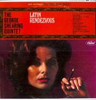GEORGE SHEARING Latin Rendez Vous album cover