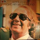 GEORGE SHEARING Light, Airy & Swinging album cover