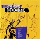 GEORGE SHEARING lullaby of birdland album cover