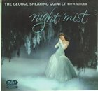 GEORGE SHEARING Night Mist album cover
