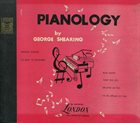 GEORGE SHEARING Pianology album cover