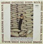 GEORGE SHEARING Shearing Bossa Nova album cover