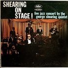 GEORGE SHEARING Shearing on Stage album cover