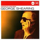 GEORGE SHEARING Swinging in a Latin Mood album cover