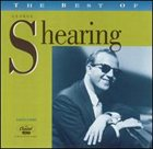 GEORGE SHEARING The Best of George Shearing (1955 - 1960) album cover