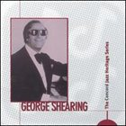 GEORGE SHEARING The Concord Jazz Heritage Series album cover
