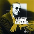 GEORGE SHEARING The Definitive George Shearing album cover