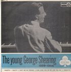 GEORGE SHEARING The Young George Shearing 1939-1944 album cover