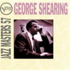 GEORGE SHEARING Verve Jazz Masters 57 album cover