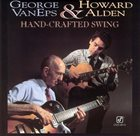 GEORGE VAN EPS Hand Crafted Swing (with Howard Alden) album cover